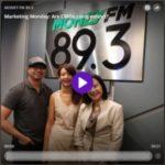 ENCE is Back on Money FM 89.3!