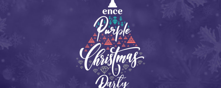 'Twas an ENCE Purple Christmas!
