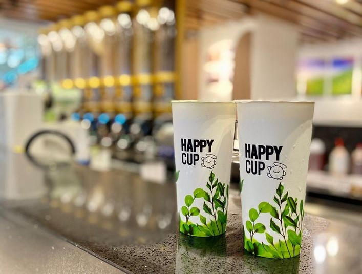Bubble Tea Lovers Rejoice as Happy Cup Comes Back to Singapore!